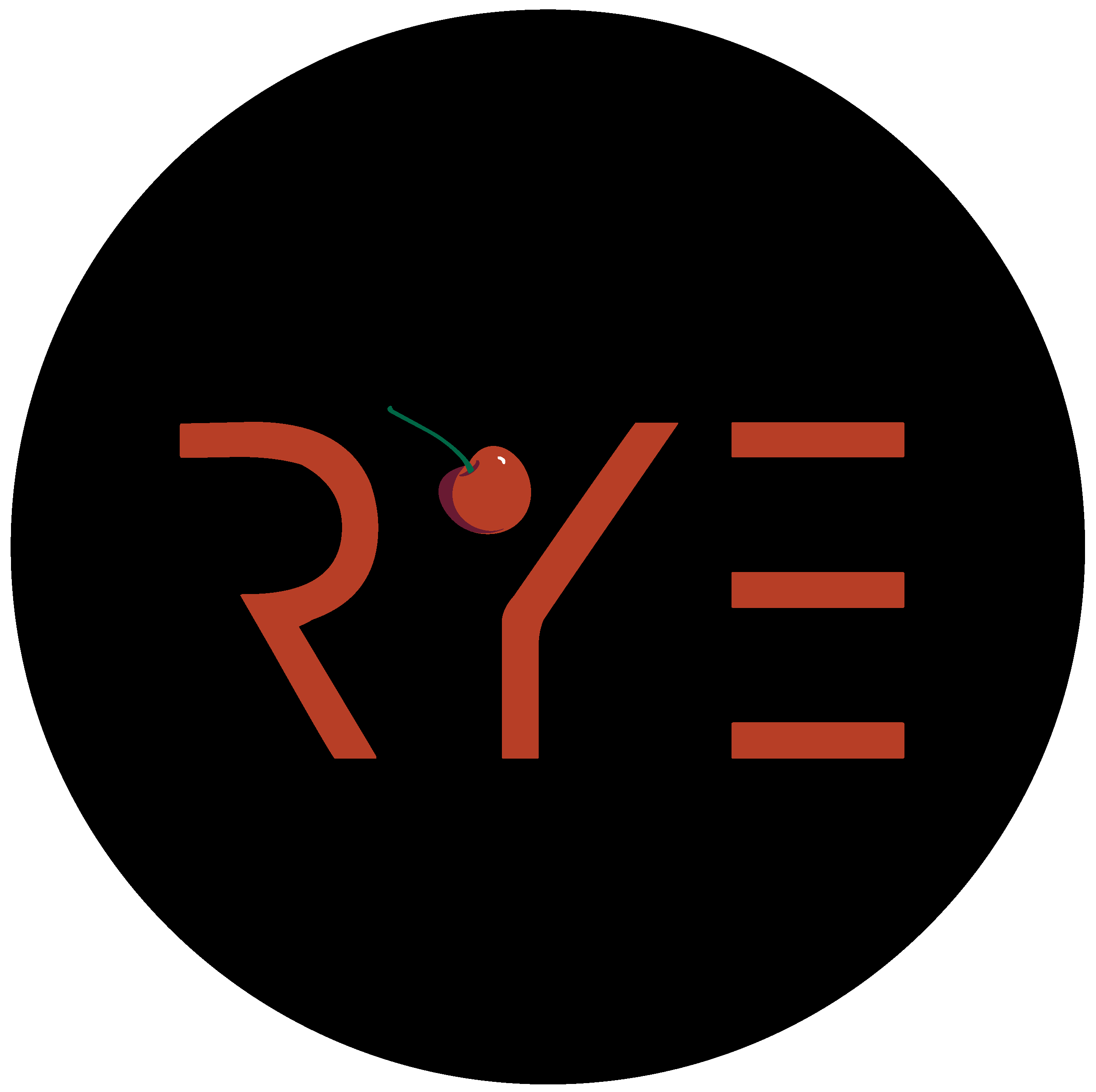 Rye Bar and Restaurant Elmira Logo